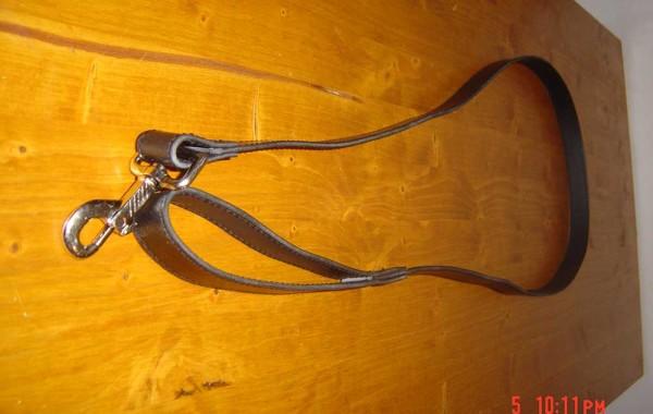Aanlijnbanden