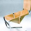 Artifort stoel f444 opnieuw bekleden
