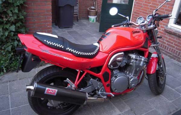 Motorzadel Suzuki Bandit