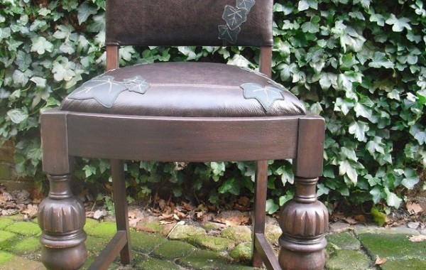 Klimop stoel