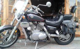 Kawasaki vulcan oud