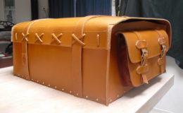 Trike kofferset achterkant 62cm.