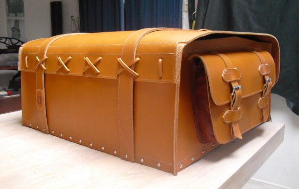 Trike kofferset