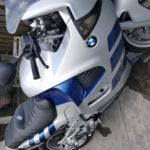 BMW zadel aangepast en bekleedt
